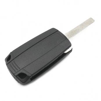 Заготовка выкидного ключа с местом под чип и плату, профиль HU92, количество кнопок: 3