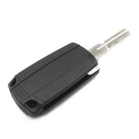 Заготовка выкидного ключа с местом под чип и плату, профиль HU58, количество кнопок: 3_1