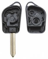 Заготовка ключа с кнопками с местом под чип и плату, профиль SX9, количество кнопок: 2_2