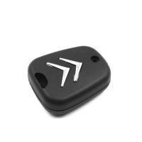 Заготовка ключа с кнопками с местом под чип и плату, профиль HU83, количество кнопок: 2_2