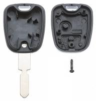 Заготовка ключа с кнопками с местом под чип и плату, профиль NE78, количество кнопок: 2_3