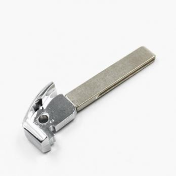 Заготовка вставка ключа без места под чип, профиль HU83