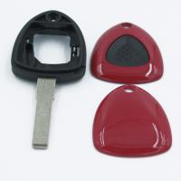 Заготовка ключа с кнопками с местом под чип и плату, профиль SIP22, количество кнопок: 1_1