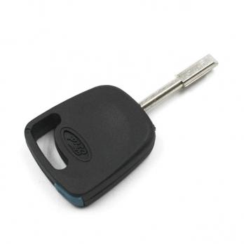 Заготовка ключа с местом под чип, профиль FO21