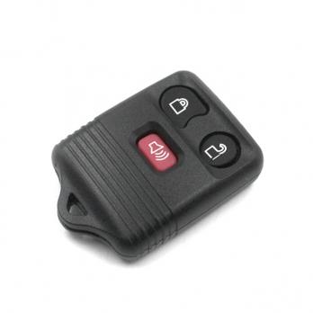 Заготовка штатного пульта сигнализации под плату, количество кнопок: 3
