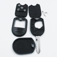 Заготовка ключа с кнопками с местом под чип и плату, профиль FO38 количество кнопок: 5_1