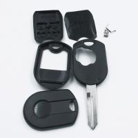 Заготовка ключа с кнопками с местом под чип и плату, профиль FO38 количество кнопок: 5_3