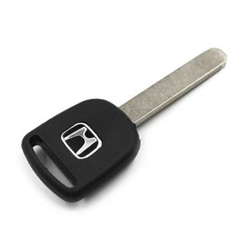 Заготовка ключа с местом под чип, профиль HON66
