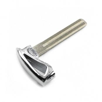 Заготовка вставка ключа без места под чип, профиль TOY49