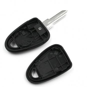 Заготовка ключа с местом под чип, профиль GT10