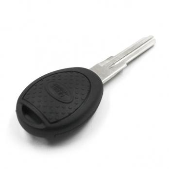 Заготовка ключа с местом под чип, профиль NE75