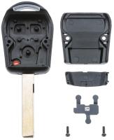 Заготовка ключа с кнопками с местом под чип и плату, профиль HU92, количество кнопок: 3_2