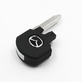 Выкидная часть ключа с местом под чип, профиль MAZ24R