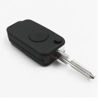 Заготовка выкидного ключа с местом под чип и плату, профиль HU39 количество кнопок: 1_1