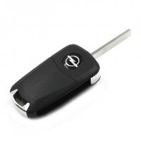 Заготовка выкидного ключа с местом под чип и плату, профиль HU100, количество кнопок: 2_1