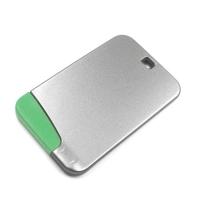 Заготовка смарт ключа с местом под плату, со вставкой, профиль VA150  количество кнопок: 3_1