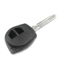 Заготовка ключа с кнопками с местом под чип и плату, профиль SZ22, количество кнопок: 2