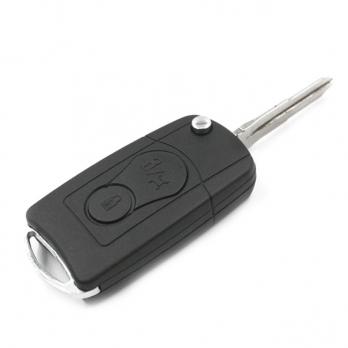 Заготовка выкидного ключа с местом под чип и плату, профиль SSY3  количество кнопок:2