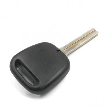 Заготовка ключа с кнопками с местом под чип и плату, профиль TOY48, количество кнопок: 1