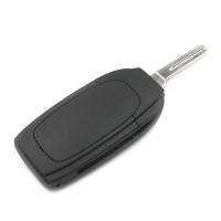 Заготовка выкидного ключа с местом под чип и плату, профиль NE66 количество кнопок: 2_1