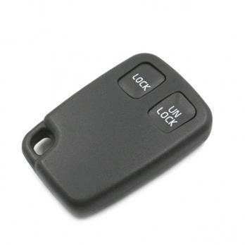 Заготовка штатного пульта сигнализации под плату, количество кнопок:2