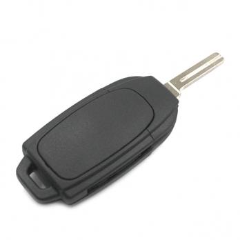 Заготовка выкидного ключа с местом под чип и плату, профиль NE66 количество кнопок: 4