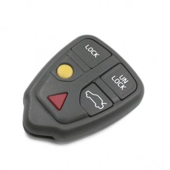 Заготовка штатного пульта сигнализации под плату, количество кнопок: 5