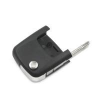 Выкидная часть ключа с местом под чип, профиль HU66_1
