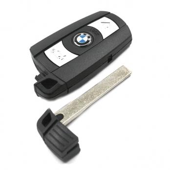 Смарт ключ с платой центрального замка KEYLESSGO  315 Мгц с чипом, профиль HU92, количество кнопок: 3