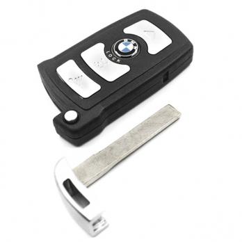 Смарт ключ с платой центрального замка 868 Мгц с чипом, профиль HU92, количество кнопок: 3