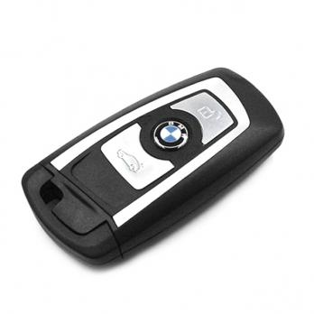 Смарт ключ с платой центрального замка 868 Мгц с чипом, профиль HU100R, количество кнопок: 3