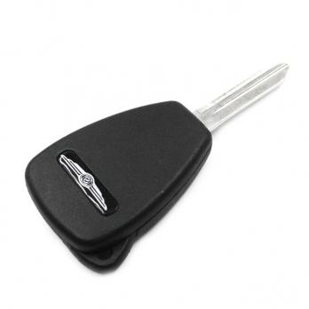 Ключ с платой центрального замка 315 Мгц с чипом, профиль CY24, количество кнопок: 3+1