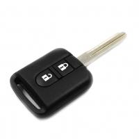 Ключ с платой центрального замка 433/434 Мгц с чипом, профиль NSN14 , количество кнопок: 2