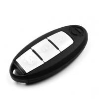 Смарт ключ с платой центрального замка 433/434 Мгц с чипом, профиль NSN14, количество кнопок: 3