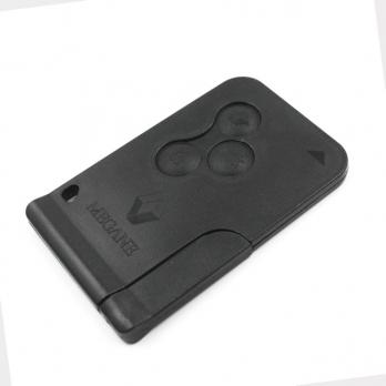 Смарт ключ с платой центрального замка 433/434 Мгц с чипом, профиль VA150, количество кнопок: 3