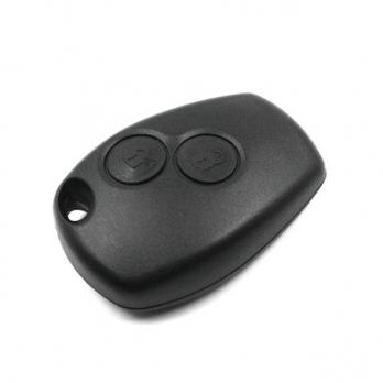 Ключ с платой центрального замка 7946 433/434 Мгц с чипом, без лезвия , количество кнопок: 2